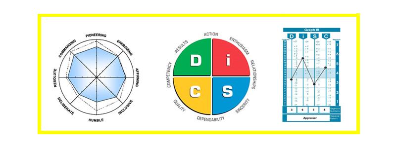 """مدل رفتاری دیسک/DiSC-در حوزه شناخت رفتار و تحلیل رفتار متقابل، اولین قدم، شناخت استعدادهای رفتاری خود و قدم بعدی شناخت استعدادهای رفتاری دیگران است.اگر می خواهیم ارتباط خود را با دیگران بهبود ببخشیم، باید این شناخت را به صورت علمی کامل کنیم و از مدل رفتاری دیسک استفاده نماییم.برای حصول و دسترسی به این شناخت می توانیم از بهترین و محبوب ترین ابزار شناخت رفتار یعنی تست دیسکDiSC (مدل رفتاری دیسک)استفاده کنیم. اکنون به بررسی ابزار دیسک DiSC ومدلهای رفتاری دیسک می پردازیم. در سال 1928 (Dr. William Moulton Marston), دكتر ويليام مولتن مارستن (1947- 1893) روانشناس فيزيولوژيست كتابي به نام احساسات وهیجانات افراد عادی (Emotions of Normal People) منتشر كرد كه زير بناي ارزيابي دیسک (DiSC) امروزي شد. مارستن به تئوریهایی علاقمند بود که هیجانات و بروز فیزیکی آن را توصیف مي كرد. مارستن در کتاب """"احساسات وهیجانات افراد عادی"""" اظهار داشت كه افراد احساسات و هیجانات خود را از طريق چهار پاسخ اوليه بروز می دهند. بنا بر نظر مارستن، چهارگونه اوليه از بروز احساسات و هیجانات مربوط به آن است كه هر شخص خود را در ارتباط با محيط چگونه مي بيند. مارستن اين درك خود را در يك مدل دو محوري تنظيم كرد. با اينكه مدل اصلي کاملا تكنيكي بود، اما در دو ترم """"سازگاری وموافق"""" و """"قدرت و تسلط"""" بسيار قابل درك است . محور اول نشان مي دهد كه شخص محيط اطراف خود را سازگار و موافق با خود می داند يا خير. محور دوم نشانگر درك شخص از قدرت و تسلط خود بر محيط است. به طور خاص اين محور مشخص مي كند كه آيا شخص خود را مسلط و قوی تر از محيط مي داند يا ضعيف تر! با وزن دادن به درك شخصي فرد از اين دو محور، مارستن پيشنهاد داد كه حالت هیجانی هر شخص می تواند توسط يكي از چهار سبک رفتاري دیسک (DiSC) توصيف شود. با وجوديكه مارستن ابزار روانشناختی براي اندازه گيري مدل تئوري خود را گسترش نداد يا سبک اوليه دیسک شخصي را مشخص نكرد اما بسياري از محققان در طول 80 سال گذشته توسعه و بهبود بخشي چنین ابزارهایی را ادامه داده اند. در حالیکه با گذشت زمان نام هر یک از چهار سبک دیسک DiSC تغییر کرده است، اما تئوری اصلی مارستن هنوز به همان شکل مدل اولیه در ابزارهای مدرن دیسک DiSC باقی مانده است."""
