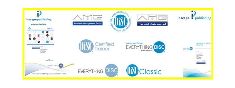 مدل رفتاری دیسک/تست دیسک گروه مدیریتی آرشیام برای مشخص کردن مدل رفتاری افراد تستی استاندارد و بین المللی می باشد که برگرفته از شرکت inscape می باشد که در حال حاضر توسط انتشارات villy خریداری شده و تحت عنوان everything DISC معرفی شده است.