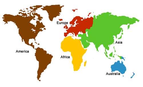 تفاوت رفتار کشورها/گروه مدیرینی آرشیام